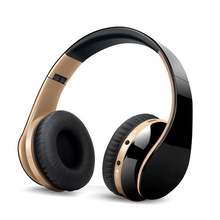 Stereo Wholesale Custom PrintedWorld Best Selling Product  Over-Ear  Wireless Music Headphone