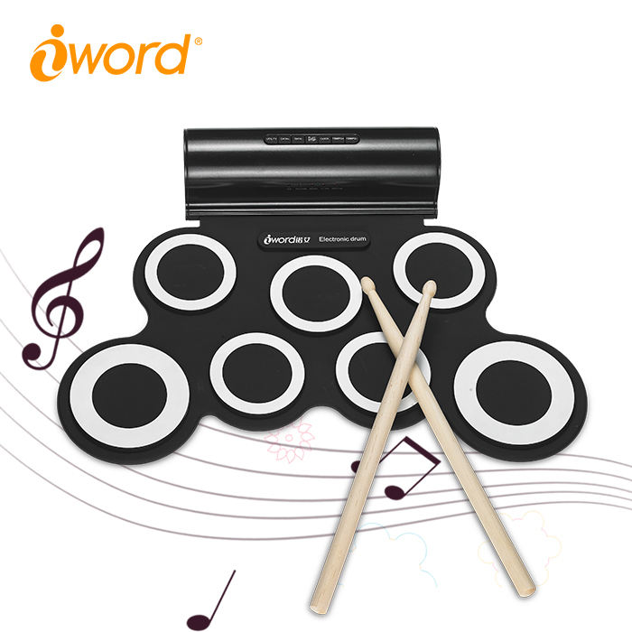 iWord Roll Up Drum Kit G3001 in drum for children learning