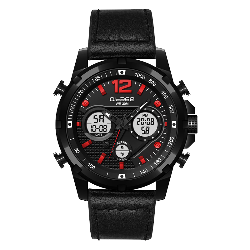 multifunction oem odm fashion men wrist watch factory