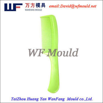 payment terms by TT or LC Plastic Comb Mold/Injection Comb Mould / Injection Comb molds