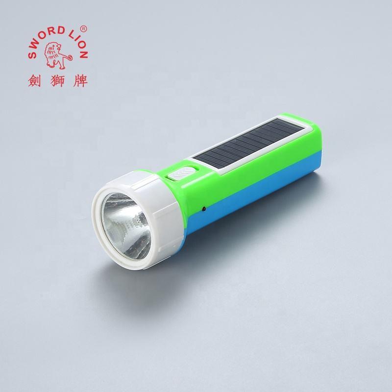 China Solar Camping Torches