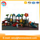 2017 Children swing kids slide outdoor playground playhouse with slide