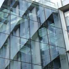 High Quality Aluminium Glass for Windows Curtain Wall Factory Supply Double Glazed  reflective insulated glass