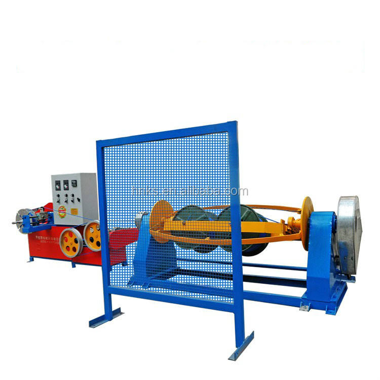 automatic coir rope spining machine