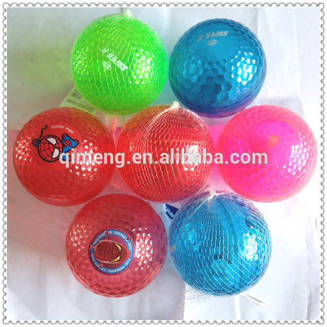 2019 China TPU Air Bouncing Ball Manufacturer Hi Bounce Ball Super Bouncy Ball