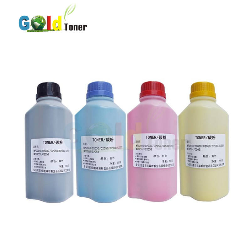 Japan color toner powder for use in ricoh MPC 2030 2050 2550 2530