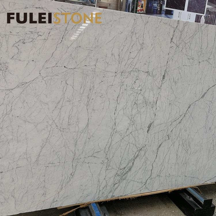 Natural Polished Italy Calacatta Neolith Marble Slabs