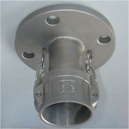 Stainless Steel Flange C Type Camlock Coupling