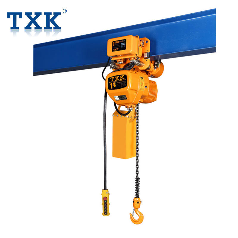 Chinese Manufacture Good Price 5 ton Electric Chain Motor Lifting Hoist With Impoted Load Chain