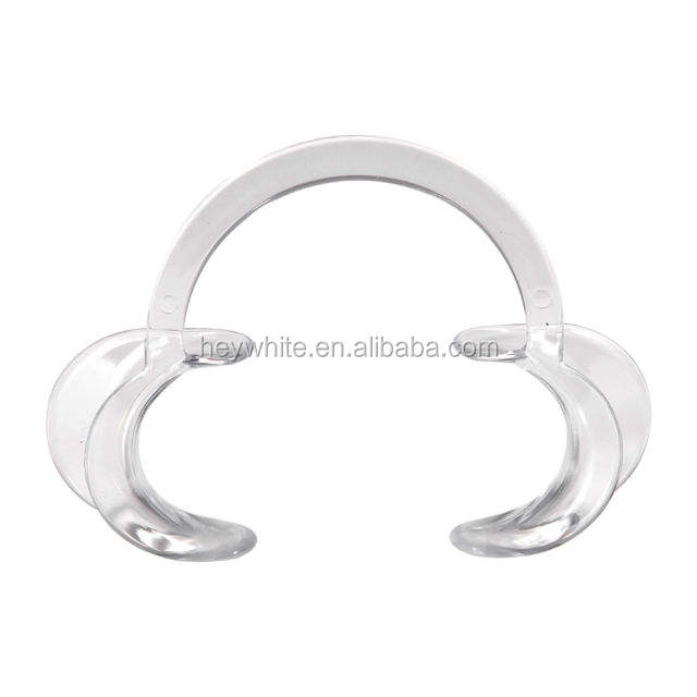 Distributor Wanted Hot Sell Plastic Teeth Whitening Mouth Opener teeth whitening cheek Retractor