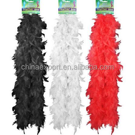 RAINBOW Feather Boa 6 FEET 60 GRAMS Retail 9.99-14.99 Lowest Price on