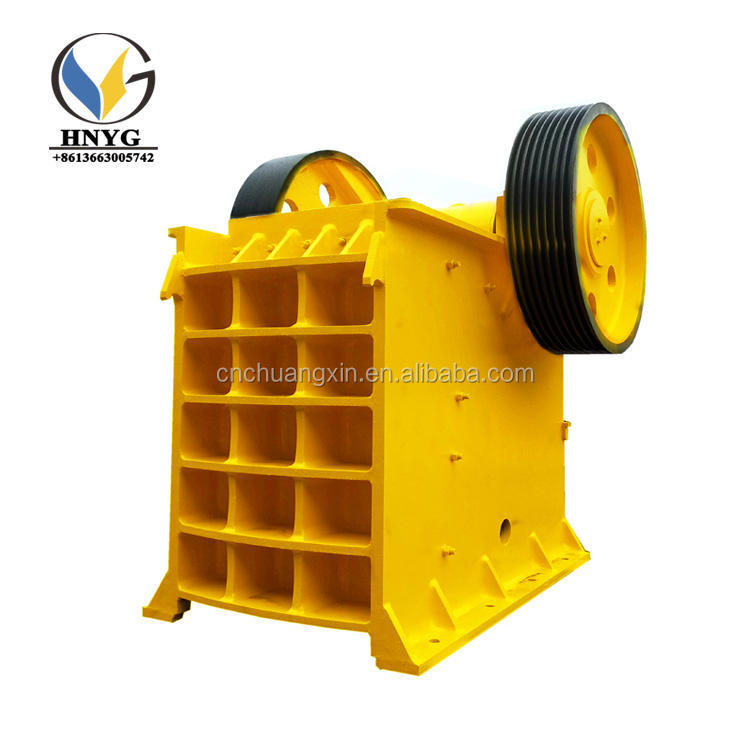 Mobile pe150*250 small diesel engine jaw crusher for export
