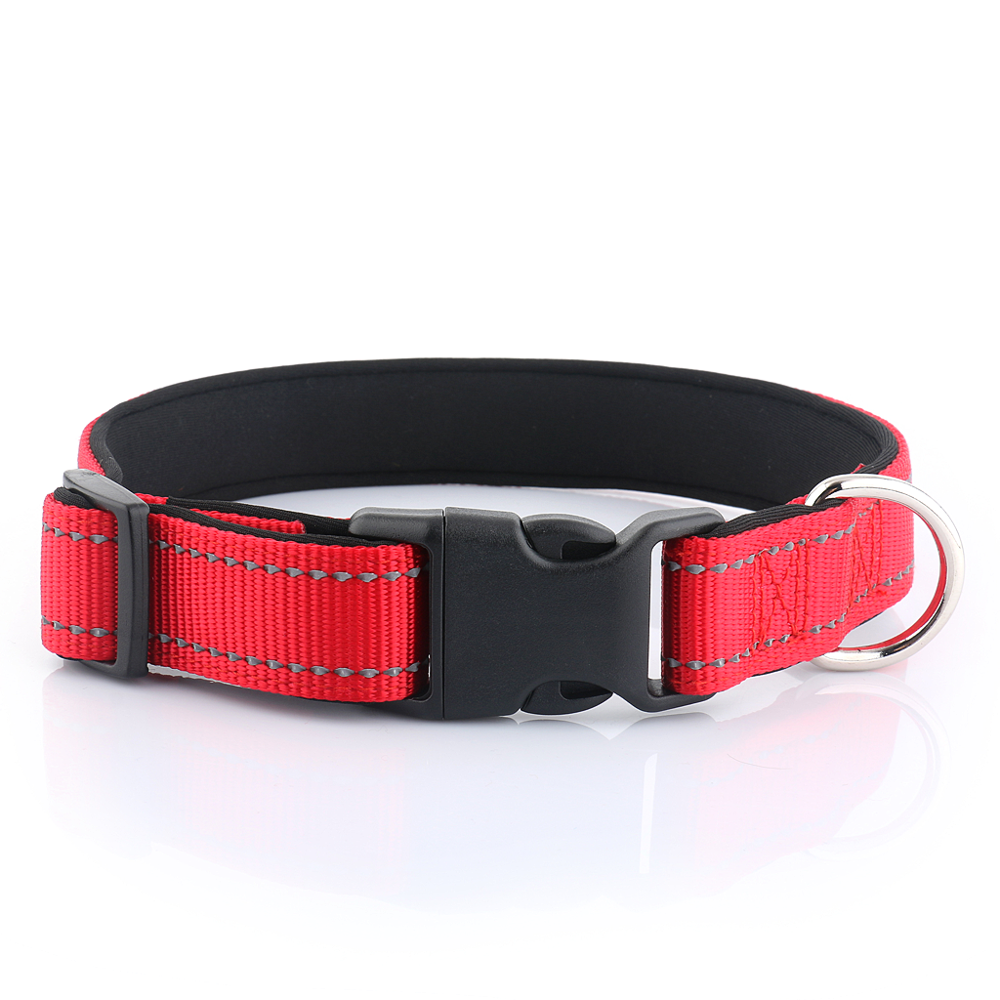 Latest Designer Luxury Padded Dog Collars - Factory Direct- Many Styles Available