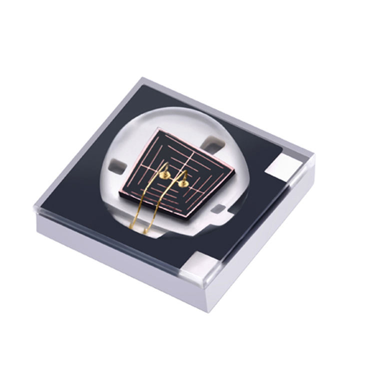 High brightness chip high power Ceramic 3535 iris recognition 830nm 730nm 980nm 800nm 810nm ir led 60 and 120Angle IR Infrared