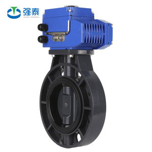 Hot selling butterfly valve suppliers gear operated butterfly valve