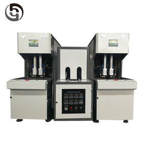 semi automatic PET blow molding machine mineral water