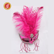 feather mask lace mask Customized Feather mask with low price