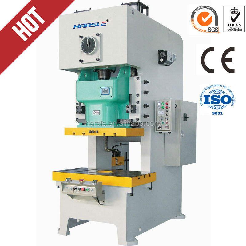 Штамповочный пресс JH21 производственная линия алюминиевый перфоратором машина