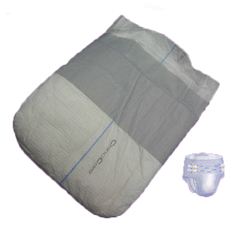 AD144 Anti-leakage Favorite CustomLogo AAA Quality Adult Diaper Wholesale In Ghana Wholesale Supply
