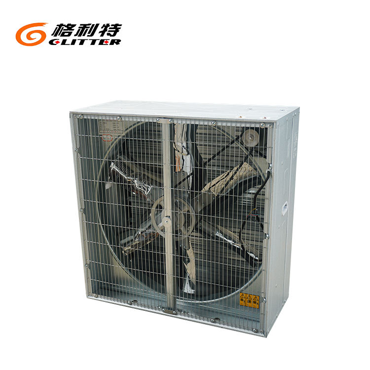 Ventilation/ventilating Fan Glitter Chicken House Imported Paper Industrial Durable Ventilation Exhaust Fan