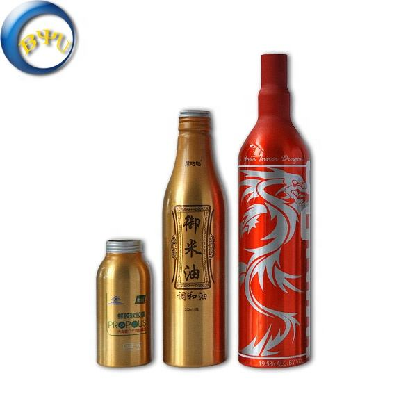 2019 newest aluminium bottle cans for beer or drinking for sales made in china