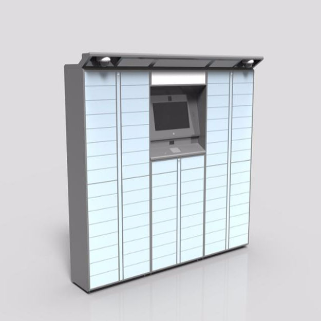 Smart/Automatic/Parcel/Delivery/electronic Locker