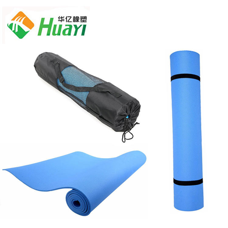 BSCI AUDIT Sales promotion $1.98-$2.85 eco friendly EVA Exercise Fitness Yoga Mat