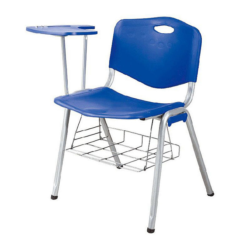 Cosmo mercial training colorful plastic student chair, HYS-043