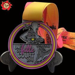 running sports metal medal