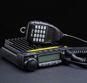 High Output UHF 400-470MHz 50Channel Mobile Radio CTCSS/DCS baofeng mobile Car radio BF-9500
