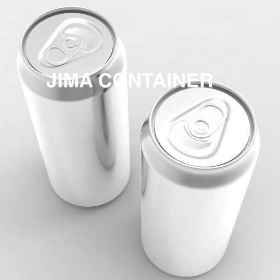 juice beer wine used Bulk wholesale 150ml 250ml 330ml 355ml 500ml slim aluminum can for soft drink with lid or pull tab