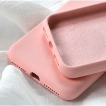 For iPhone x Case Liquid Silicone, Silicone Case Gel Rubber Shockproof Cover Case for iphone x