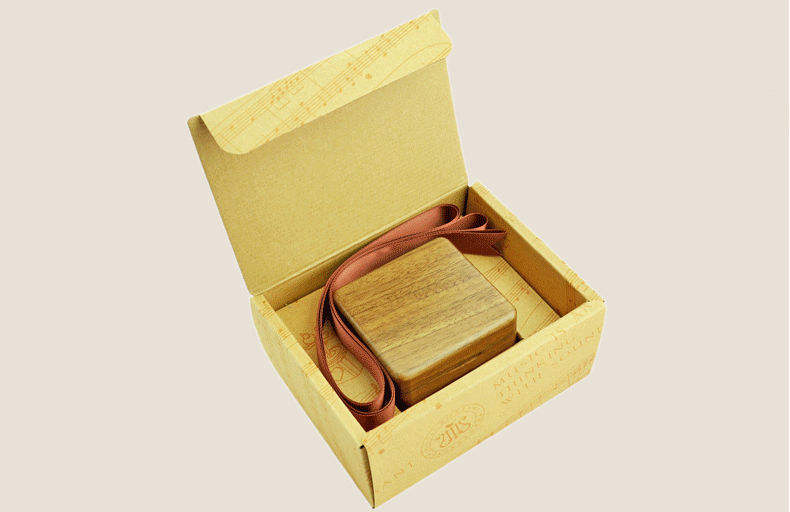 high grade wooden gift music box for girls,high custom music box