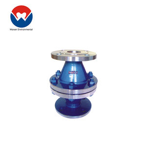 Dispensing can flame arrestor cutout arrester carbon steel firestainless steel