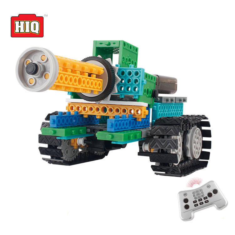 4 in 1 building blocks educational toy robot kit