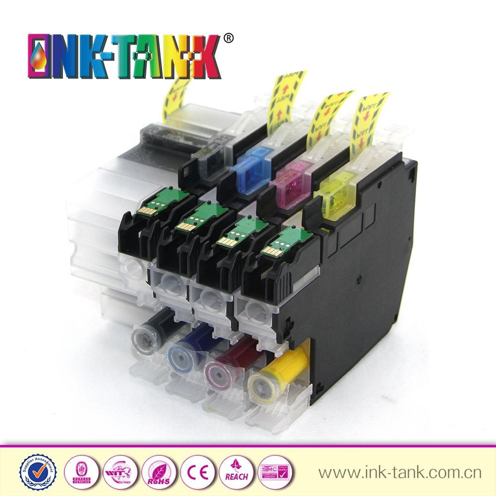LC3619XL Premium Compatible Ink Cartridges Manufacturer For Brother Inkjet Printer Cartridges