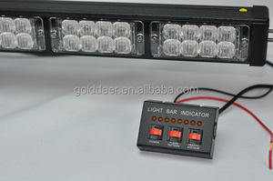 Impermeable flechas direccionales Bar Led tráfico asesores SL784