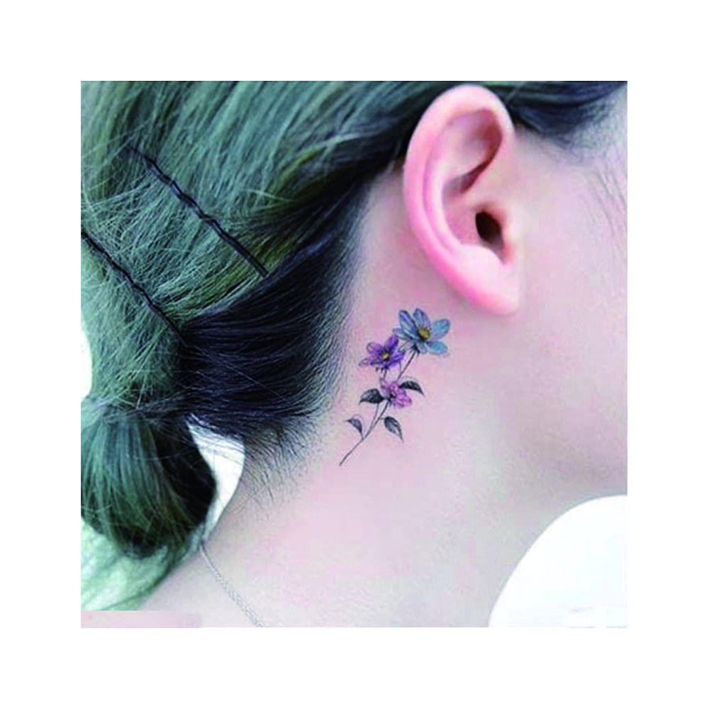N-toxic Customized Waterproof Cheap Women's Sexy Temporary safe Tattoo Ink Supply Tattoo Sticker Suppliers