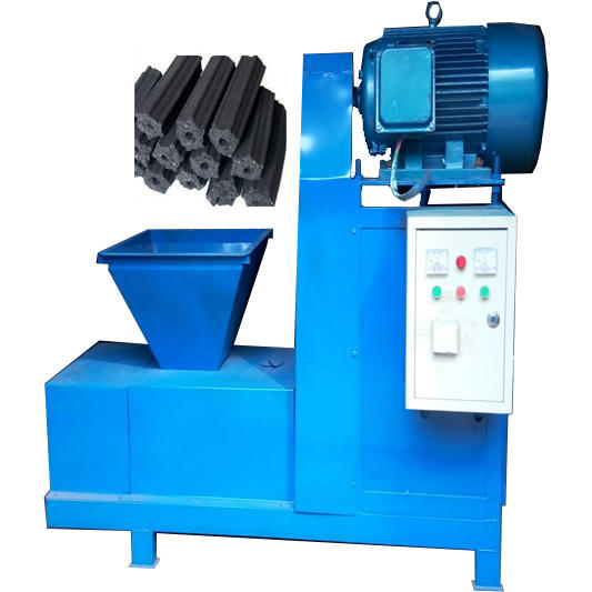 Cheap price charcoal briquette making machine