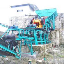 Hot Sale Low Cost Aggregate stone crushers plant for sale