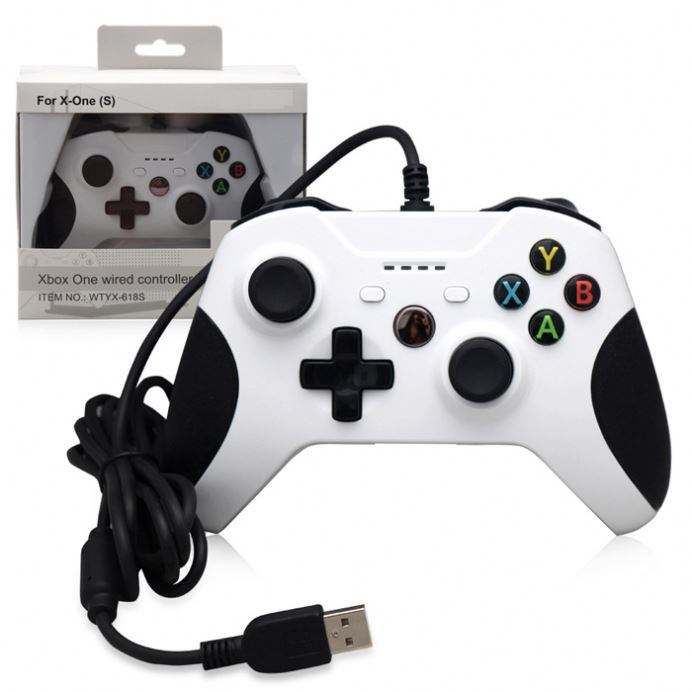 Usb Game Pad For Xbox One S Wired Controller Mods Pc