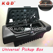 Universal New design high quality rear trunk cover for all pickup rear trunk box for Mitsubishi L200