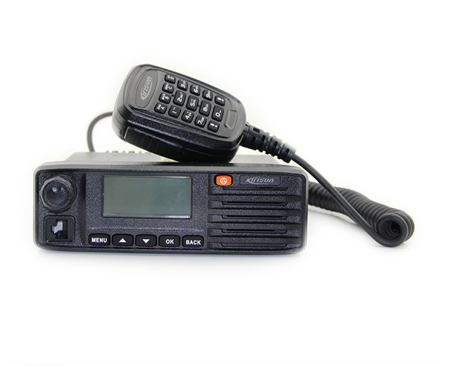 KIRISUN DM-680 DMR Digital Mobile Radio VHF UHF Transceiver