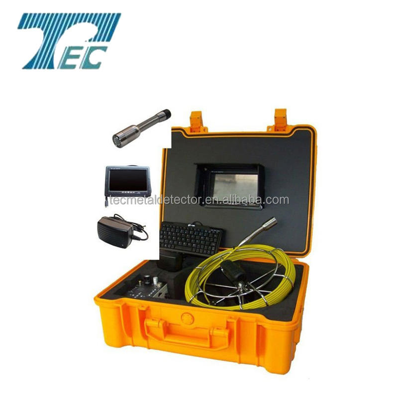 23mm Head Camera Sewer Pipe Inspection MachineTEC-Z710DK Drain Pipeline Endoscope Borescope Inspection Video Camera.