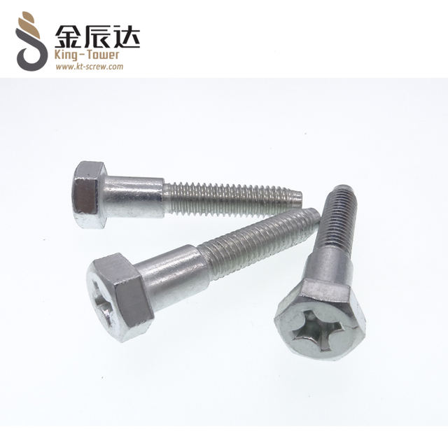 special head Non-standard step Screw, special Screws according to drawing