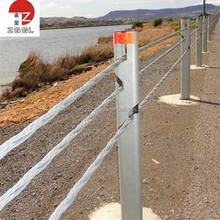 Highway Safety Guardrail, Cable Barrier Fence Factory Direct Sales