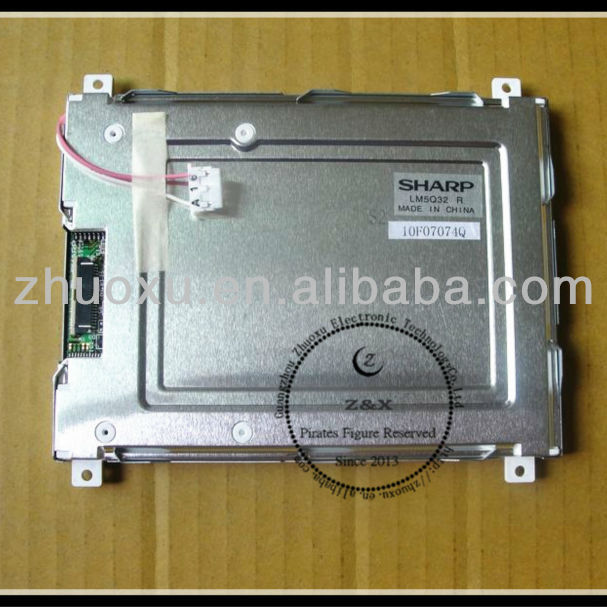 "LM5Q32 LM5Q32R New original 5"" inch 320*240 industrial cstn LCD display panel for Sharp"