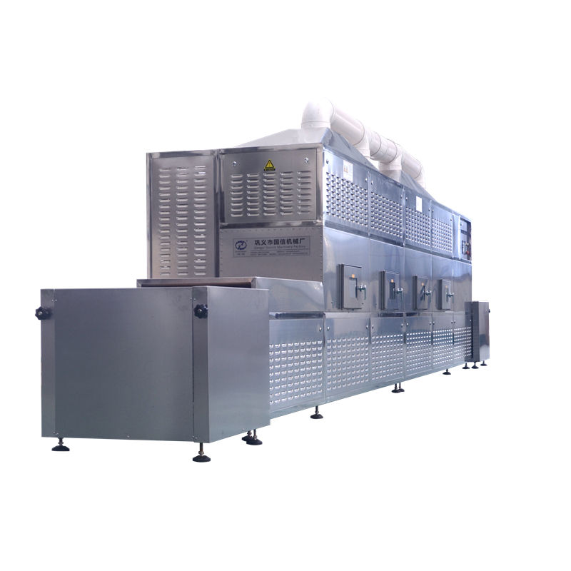 Excellent Performance Baked bread industry microwave tunnel dryer