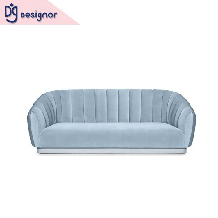 DG Sofa set designs for living room and hotel from Foshan furniture manufacturer
