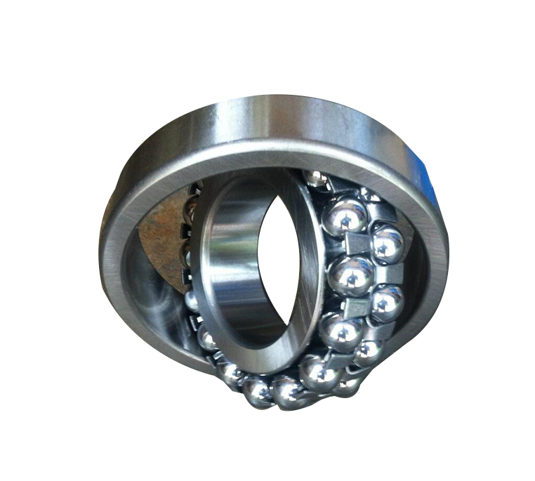 1206 30x62x16mm Self Aligning Ball Bearing Double Row Bearing Steel